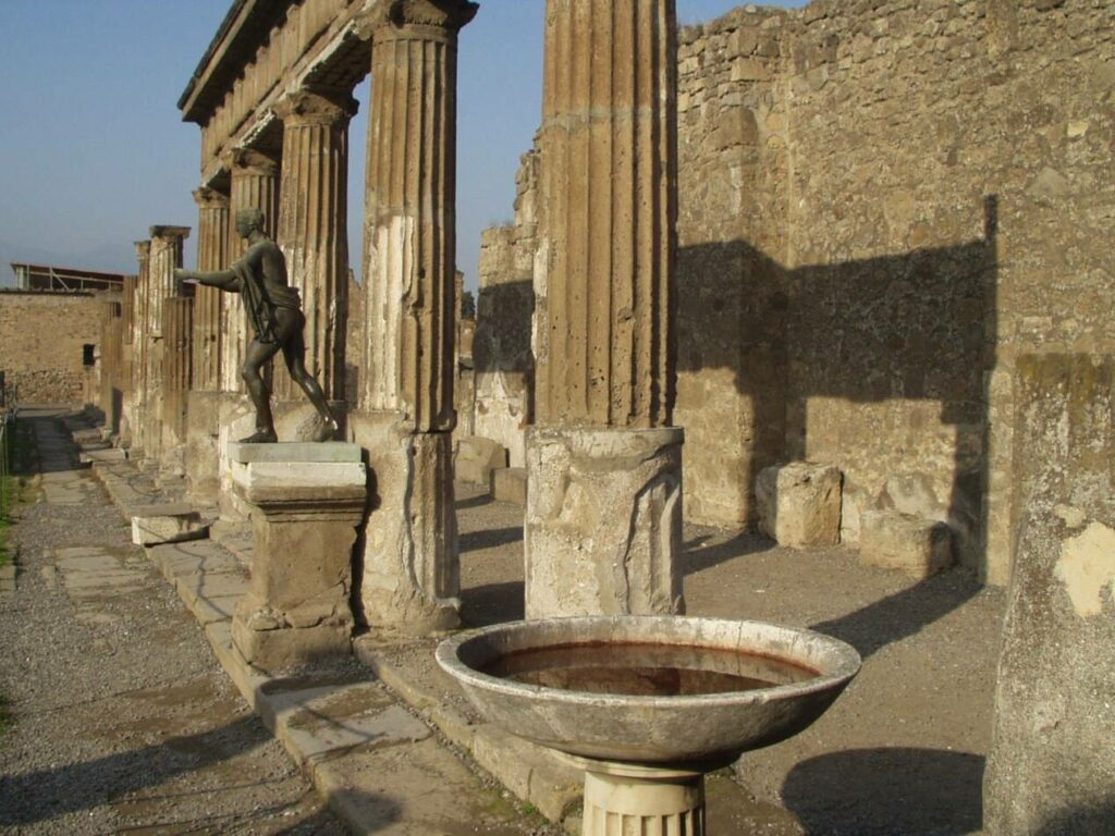 forum pompei