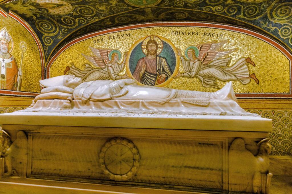 grotte vatican