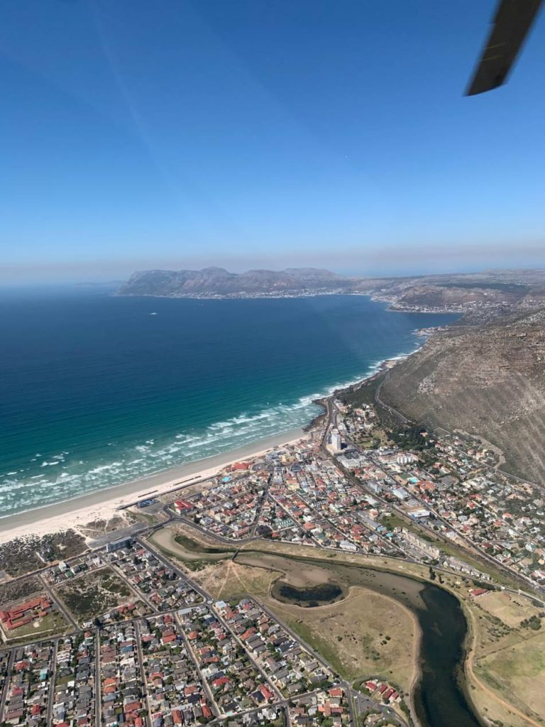 false bay helicoptere