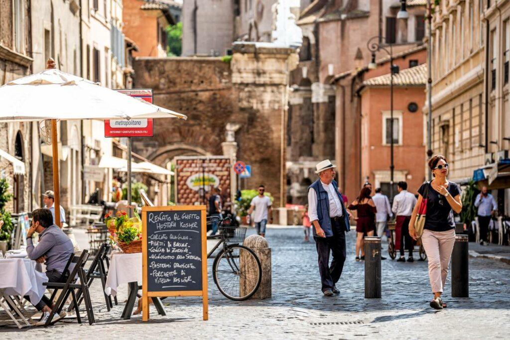 italie manger pas cher
