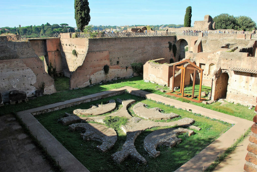 mont palatin rome