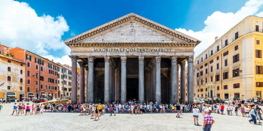 pantheon infos pratiques