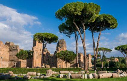 ruines caracalla