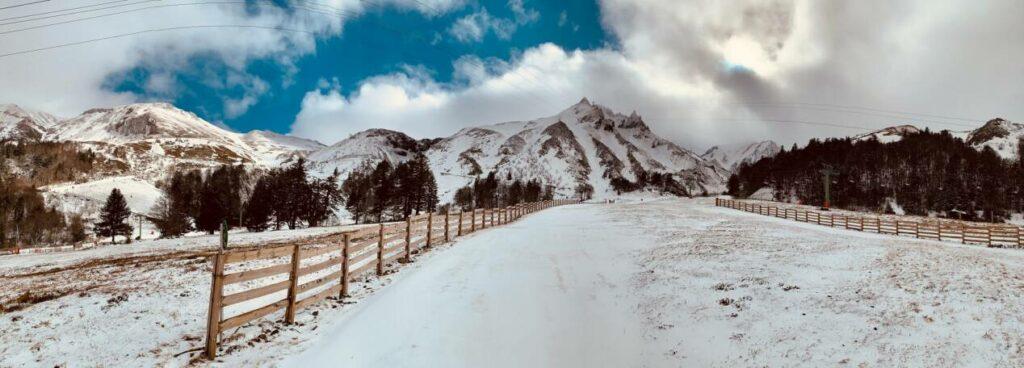 ski mont dore