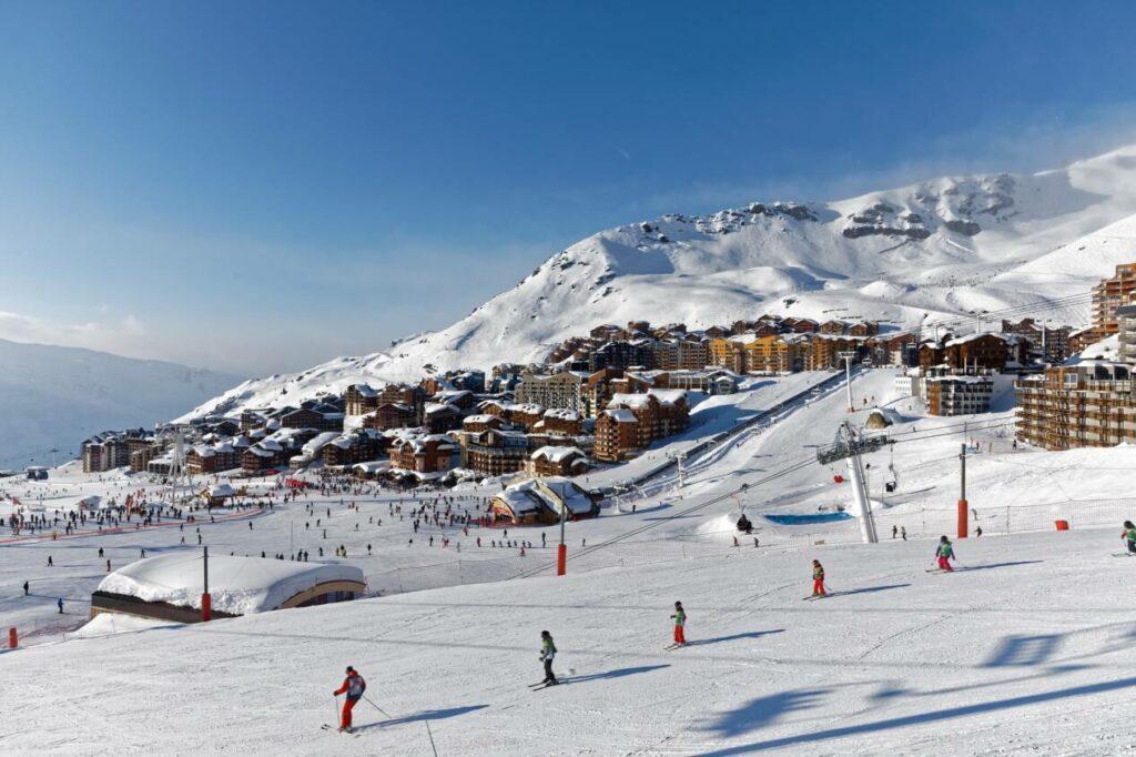 skier a chambery