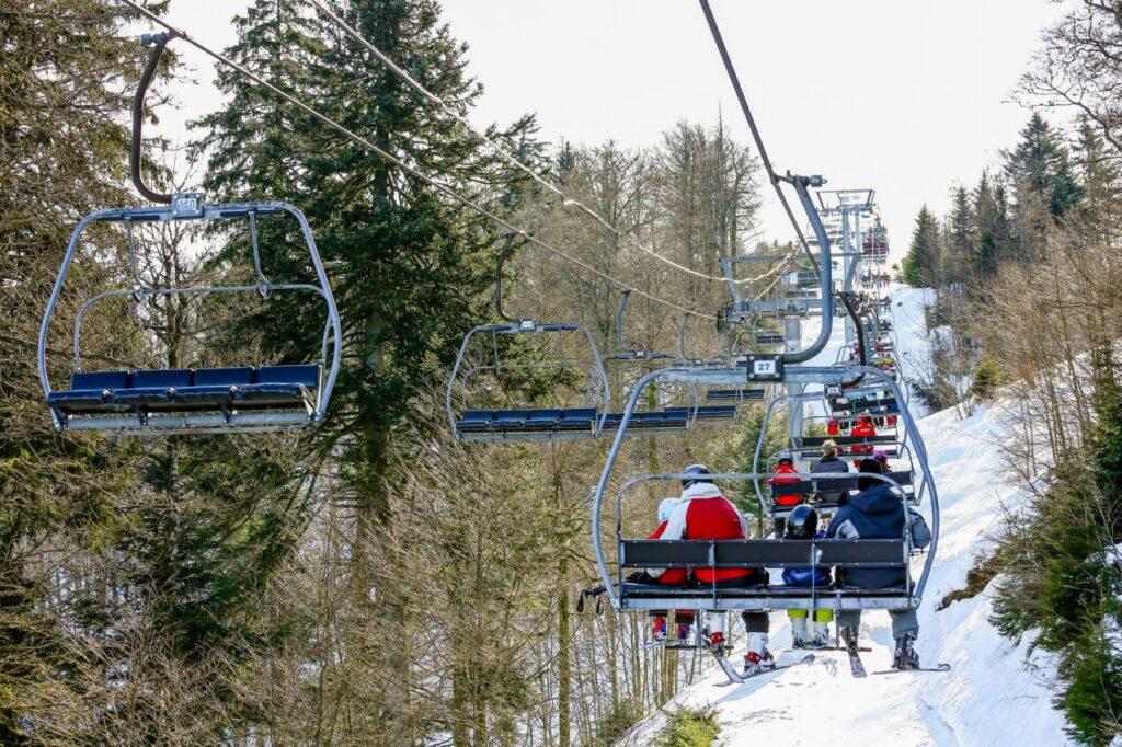 station de ski gerardmer