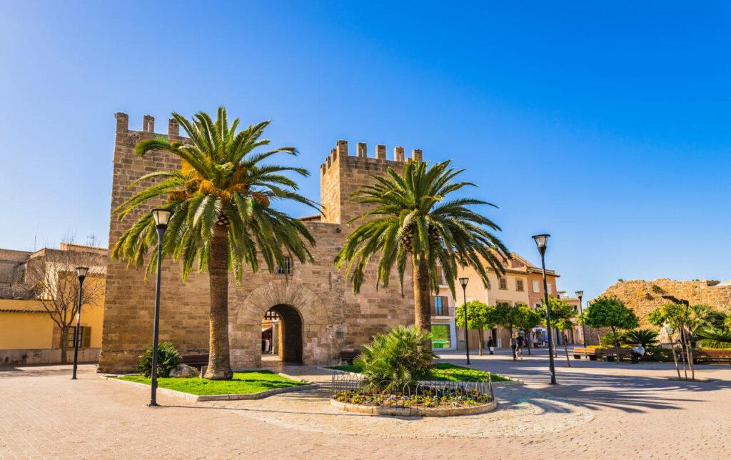 vieille ville alcudia
