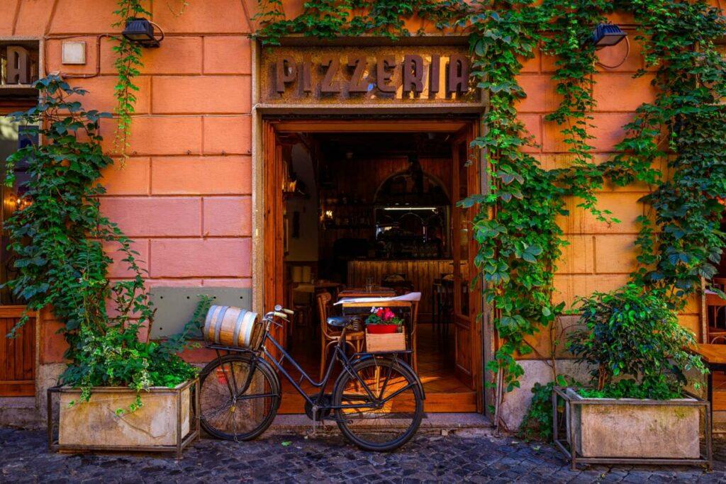 visiter quartier trastevere rome